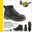 送料無料 ドクターマーチン Dr.Martens 6ホール ブーツ [ ブラック ] R14956002 DAMIAN レザー メンズ レディース ユニセックス [ 正規 あす楽 ]