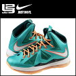 [SOLD OUT]送料無料 ナイキ NIKE LEBRON 10 DOLPHINS 541100-302 スニーカー レブロン 10 ドルフィンズ フライワイヤー メンズ [ 正規 あす楽 ]【□】