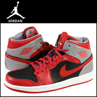 1 554,724-603 1 nike NIKE AIR JORDAN MID sneakers Air Jordan mid leather men Air Jordan ★★