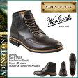 送料無料 アビントン ABINGTON ティンバーランド Timberland × Woolrich ロックマン ブーツ 6755R [ ブラウン ] Rockman Boot レザー×ウール メンズ ウールリッチ[ 正規 あす楽 ]【バレンタイン】【P】