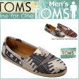TOMS SHOES トムズ シューズ スリッポン WEAVE MEN'S CLASSICS トムス トムズシューズ メンズ
