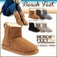 ビーチフィート BEACH FEET ムートンブーツ クラシック ミニ CLASSIC MINI SUPER DRI 7307 レディース