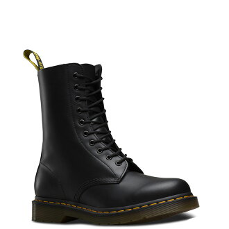 «Reservation products» «10 / 22 around stock» Dr. Martens Dr.Martens 10 hole lace-up boots R11858001 1490 W 10EYE BOOT Leather Womens mens