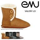 エミュー emu バレリー ロー ムートンブーツ VALERY LO W10541 レディース