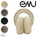 emu ���ߥ塼 ���եå� ���䡼�ޥ� ������ ��ȥ� ANGAHOOK EARMUFFS W9403 ��ǥ����� ������