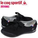 le coq sportif ELYSEE ルコック スポルティフ レディース スニーカー LA エリゼ ブラック QL3LJC13BK [186]