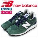 ニューバランス 996 メンズ new balance USA スニーカー M996CSL Dワイズ 靴 グリーン