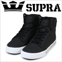 SUPRA スカイトップ スープラ メンズ レディース スニーカー SKYTOP S18188 靴 ブラック[171]