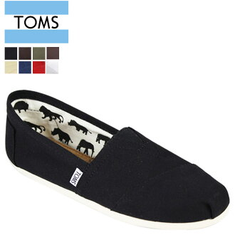 TOMS SHOES Toms shoes mens slip-on 001001A Canvas Men's Classics cotton 2013 new Toms Toms shoes