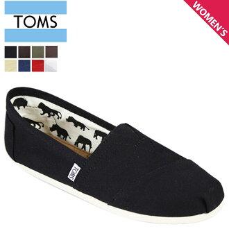 TOMS SHOES Toms shoes women's slip-on 001001B Women's Classics cotton 2013 new Toms Toms shoes