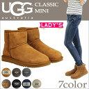 UGG WOMENS CLASSIC MINI II アグ ムートン ブーツ クラシック ミニ 2 5854 1016222 レディース [1711]