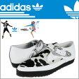 送料無料 アディダス オリジナルス adidas Originals スニーカー [ ホワイト×ブラック ] V24618 adidas ObyO×Jeremy Scott JS PONY SLM ハラコ メンズ [ 正規 あす楽 ]
