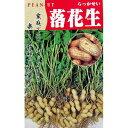 落花生 種 【 立性落花生 】 種子 小袋(約1dl) ( 種 野菜 野菜種子 野菜種 )