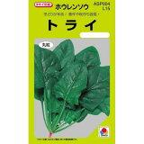 ホウレンソウ 種 【 トライ 】 種子 小袋(約25ml) ( 種 野菜 野菜種子 野菜種 ) 02P01Mar15