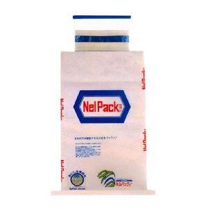 穀物鮮度保存袋 ネルパック (米袋 30kg用・エージレス1つ付)