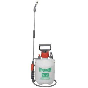 マルハチ 蓄圧式ハイパー 除草剤用蓄圧式噴霧機 4L H-4400