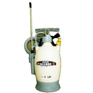 噴霧器 手動 蓄圧 【 蓄圧式噴霧器4L ミスターオート HS-401B】 家庭菜園 ガーデニングにおすすめの資材♪