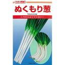 ネギ 種 【 ネギぬくもり 】 種子 小袋(約20ml) ( 種 野菜 野菜種子 野菜種 )