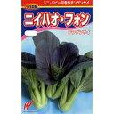 ちんげん菜 種 【ニイハオ・フォン】 小袋(約2ml) ( 種 野菜 野菜種子 野菜種 )