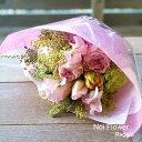 楽天市場優良ショップ受賞 チューリップの春色生花ブーケ お見舞い お祝い お誕生日 ひな祭り