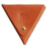 【イルビゾンテ IL BISONTE 財布】三角コインケース [No_5402305141]【あす楽対応】【財布 コインケース】