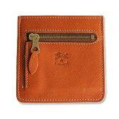 【イルビゾンテ/IL BISONTE財布】ポケット付きコインケース [No_5442409141]【送料無料】【あす楽対応】