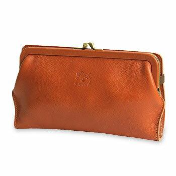 【イルビゾンテ IL BISONTE 財布】がま口長財布(M)[No_5482305195]【送料無料】【あす楽対応】【財布 長財布(がま口)】
