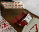 【予約12月入荷分】【イルビゾンテ腕時計】ダブルバンドスクエアフェイスリストウオッチ(レディース)文字盤白¥31500《5492305797_IL BISONTE》