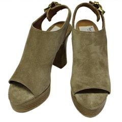 【ピッピ/Pippi】Open toe Coverd Luiheel 105 オープントゥカバードルイヒール105【送料無料】【あす楽対応】