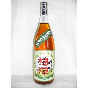 赤芋焼酎仕込み梅酒 1800ml 14度 [寿海...の商品画像