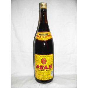 PEAK ピーク ウィスキー 1800ml 37...の商品画像