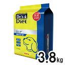 ドクターズダイエット 犬用 シニア 3.8kg【あす楽】