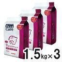 【3袋セット】ドクターズケア 猫用 ストルバイトケア スターター ドライ 1.5kg【あす楽】