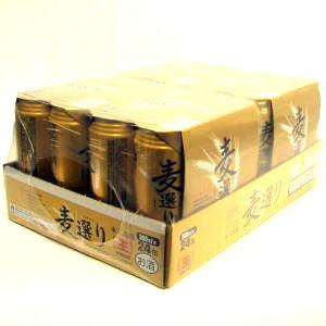 麦選り 500ML×24本(ビール系新ジャンル)