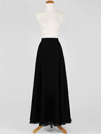 Black Concert Skirt 24