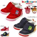 ホットビスケッツ ミキハウス Hot Biscuits by MIKIHOUSE セカンドベビーシューズ 靴 Overseas undeliverable】 【送料無料】
