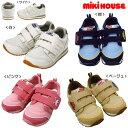 【MHフェア】ミキハウス(MIKIHOUSE) ◇ワンポイント◇メッシュキッズシューズ(ミキハウス 靴)