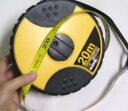巻尺(メジャー) ゴム タフミックカプセル 20メートル 耐熱、耐水性抜群