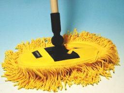 化学モップ(ニューシャインモップ)掃く、拭く、磨く!