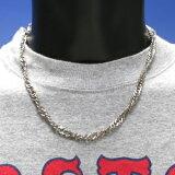钛项链配件] [ D链(链螺丝)[【チタンアクセサリー】ネックレス Dチェーン(スクリューチェーン)]