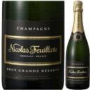 ギフト プレゼント シャンパン ニコラフィアット ブロンズラベル 白辛口750ml フランス