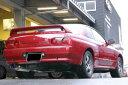 GP SPORTS EXAS EVO Tune マフラー スカイラインGT-R BNR32 『JASMA認定 車検対応』『車高短対応』オールステンレス&チタンスライドテールマフラー◆ジーピースポーツ エグザス エボチューン