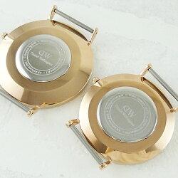 ダニエルウェリントン時計ペアウォッチ腕時計クラシックゴールドNATOベルト0108DW0506DW