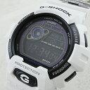 国内正規品 カシオ Gショック 時計 メンズ 腕時計 タフソーラー ホワイト GW-8900A-7JF ビジネス 男性 ブランド 誕生日 お祝い プレゼント ギフト お洒落