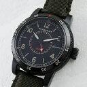 バーバリー 時計 メンズ 腕時計 ユティリタリアン ブラック カーキ グリーンレザー デイカレンダー GMT BU7855 ビジネス 男性 ブランド 誕生日 新生活 卒業 お祝い ギフト セレクト商品【コンビニ受取可】
