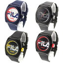 【サイバーマンデー】【選べる4色!】フィラ 腕時計 FILA...