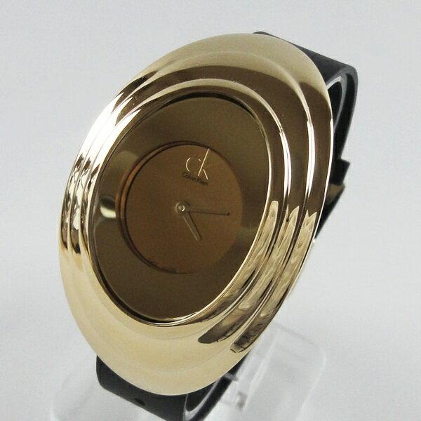 【NYよりお取り寄せ商品】Calvin Klein カルバンクライン 腕時計 レディース マウンド K9323109 誕生日 お祝い クリスマスプレゼント ギフト お洒落