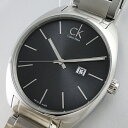 Calvin Klein カルバンクライン 腕時計 メンズ エクスチェンジ シルバー ブレスレット K2F21161 ビジネス 男性 ブランド 時計 【仕事用】 誕生日 新生活 卒業 お祝い ギフト