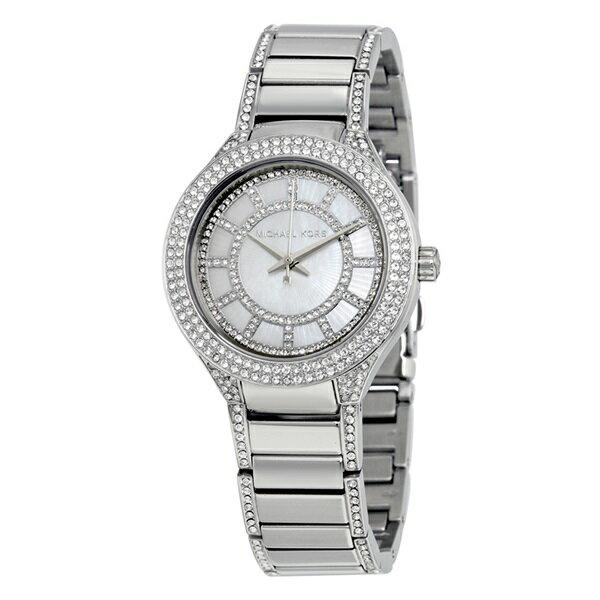 マイケルコース 時計 レディース 腕時計 Mini KERRY ALLシルバー クリスタル シルバーSS MK3441 ビジネス 女性 ブランド 時計 誕生日 お祝い クリスマスプレゼント ギフト お洒落