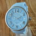 テンデンス 時計 メンズ レディース ユニセックス 腕時計 ガリバー デイデイト ライトブルー TG765002 男女 ブランド 時計 誕生日 新生活 卒業 お祝い ギフト セレクト商品【コンビニ受取可】